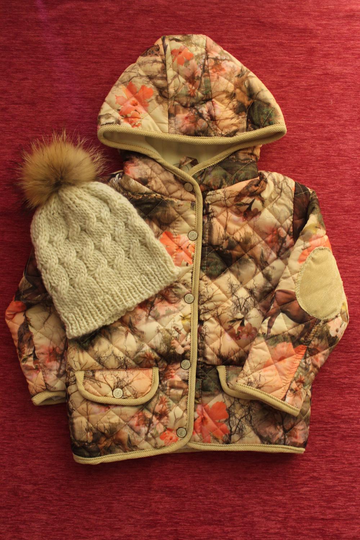 Демисезонная куртка для девочки копия NEXT с Алиэкспресс