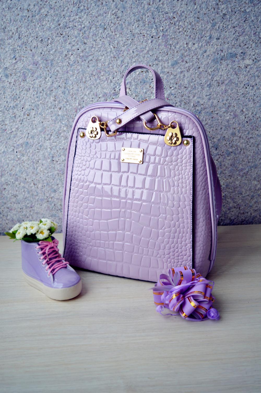 Женская сумка-рюкзачок с Алиэкспресс